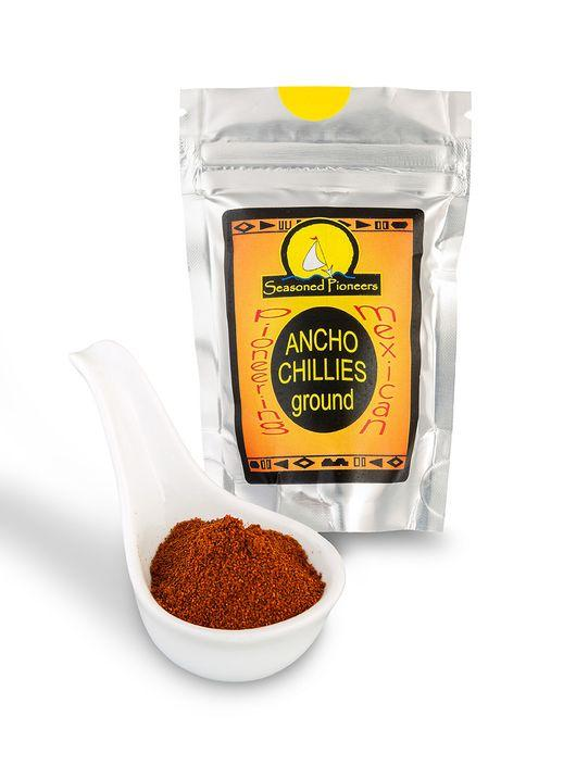 Ancho Chillies Ground