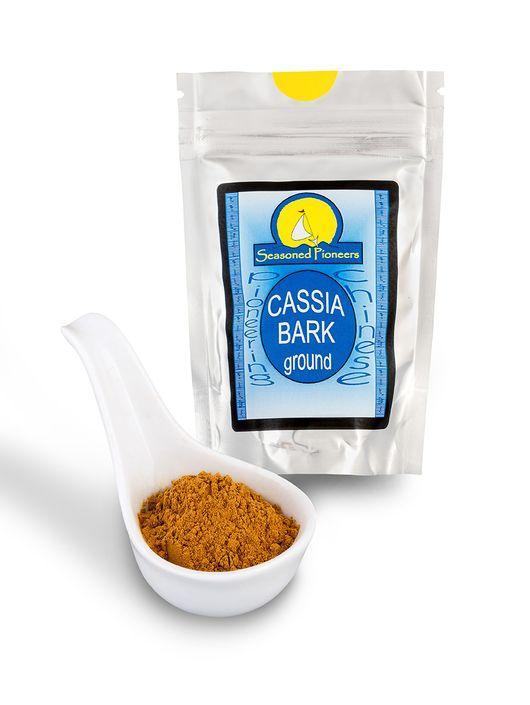Ground Cassia