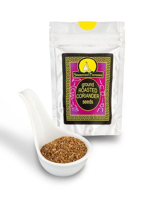Roast and Ground Coriander Seeds