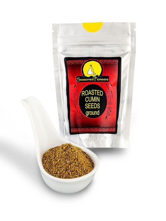 Cumin Seeds Roast and Ground