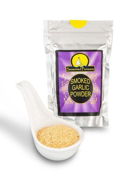 Smoked Garlic Powder