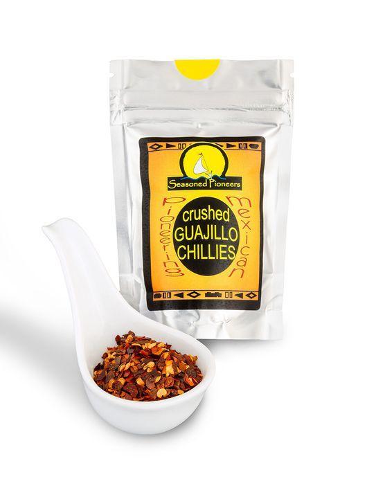 Crushed Guajillo Chillies