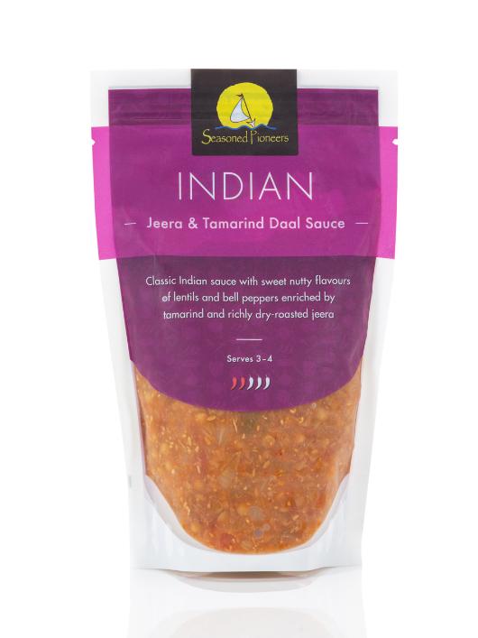 Indian Jeera & Tamarind Daal Gourmet Cooking Sauce