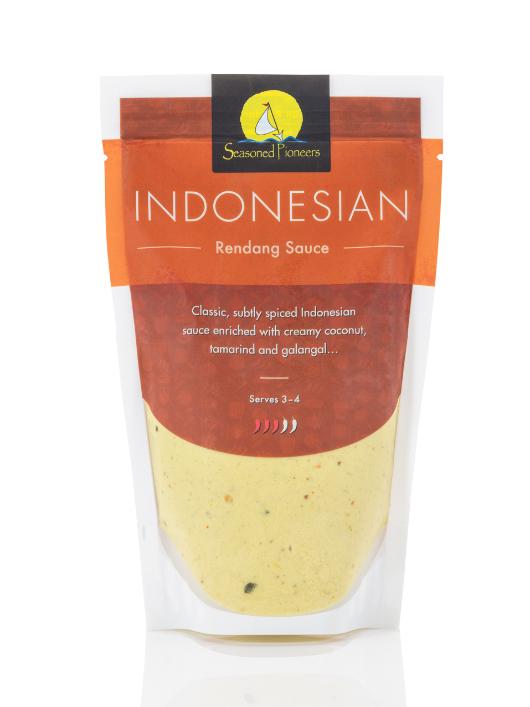 Indonesian Rendang Gourmet Cooking Sauce