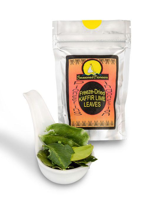 Freeze Dried Kaffir Lime Leaves