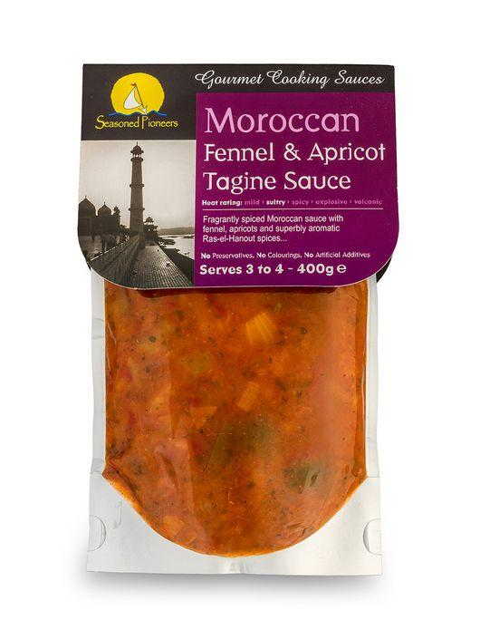 Tagine cooking sauce