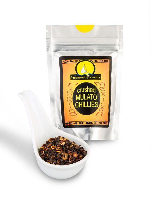 Crushed Mulato Pepper