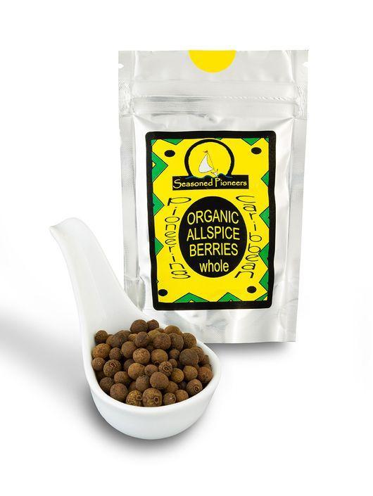 Organic Whole Allspice