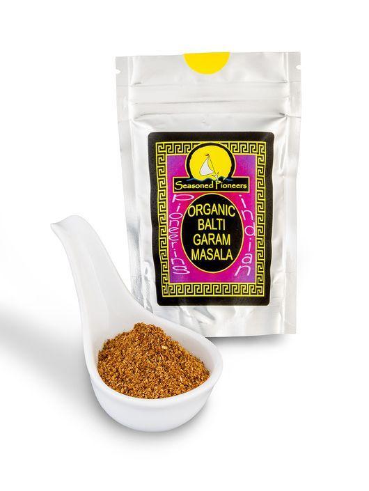 Organic Balti Garam Masala