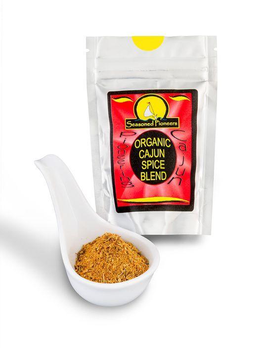 Organic Cajun Spice Mix