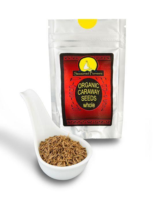 Organic Caraway Seeds
