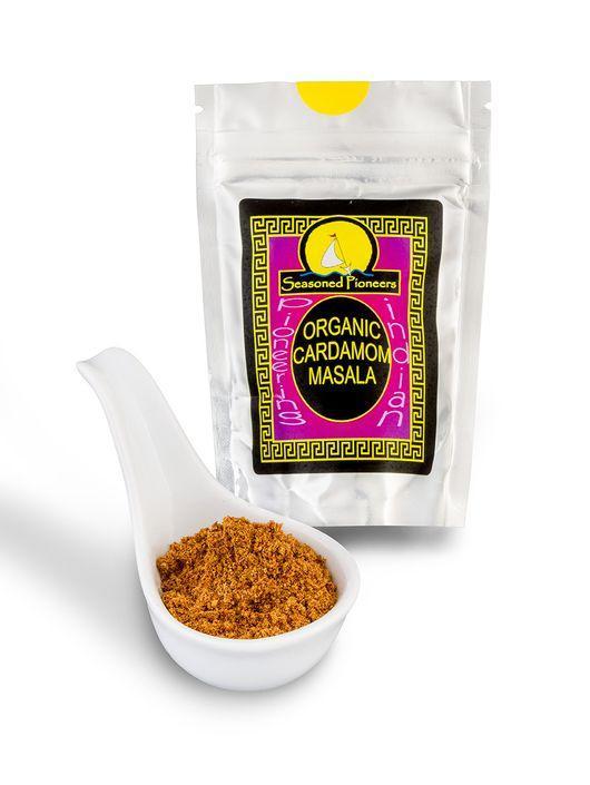Organic Cardamom Masala