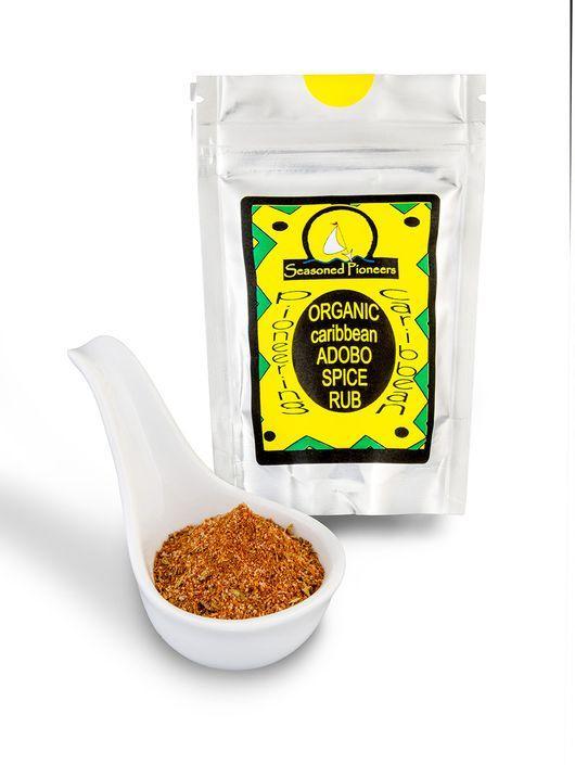 Organic Carribean Adobo Spice Mix