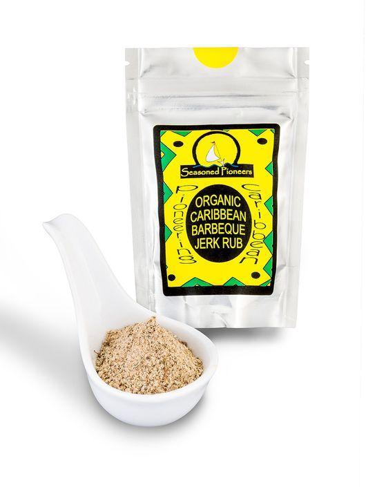 Organic Caribbean Jerk Spice Mix