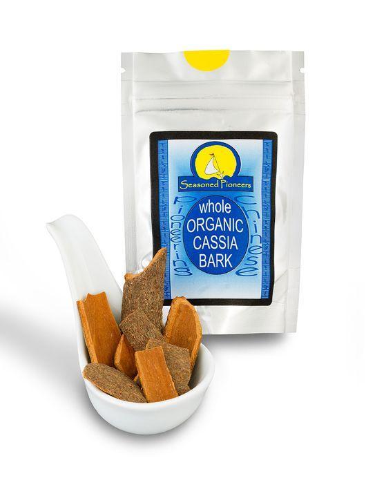 Organic Whole Cassia Bark