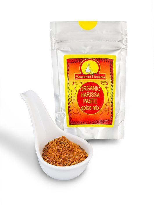 Organic Harissa Spice Mix