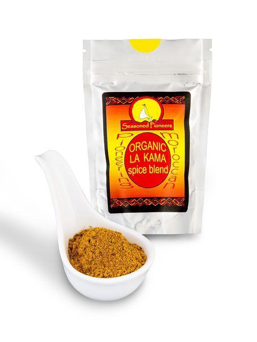 Organic La Kama Spice Mix