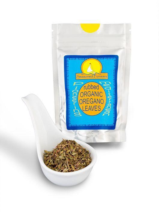 Organic Dried Oregano