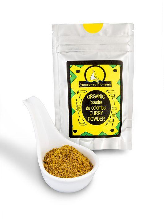 Organic Poudre De Colombo