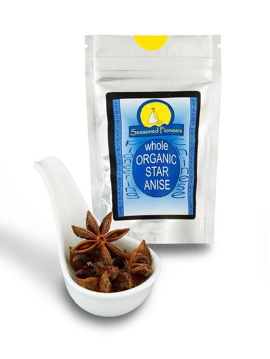 Whole Organic Star Anise