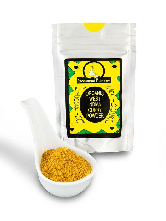 Organic West Indian Curry Powder