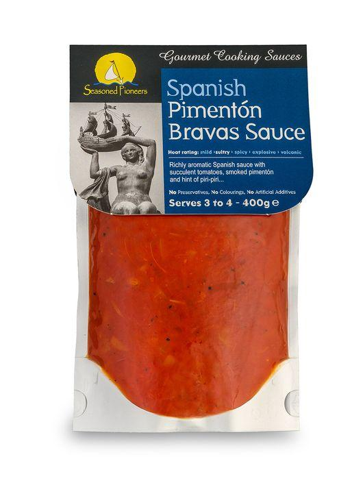 Spanish cooking sauce