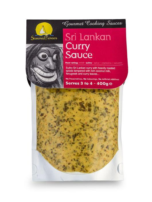 Sri Lankan curry sauce