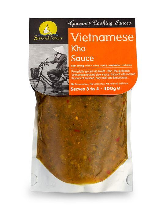 Vietnamese cooking sauce