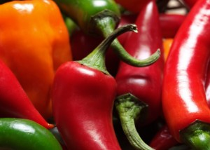 Chillies for new website