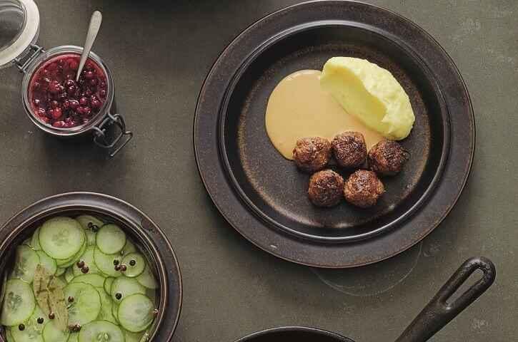 Faroese Meatballs