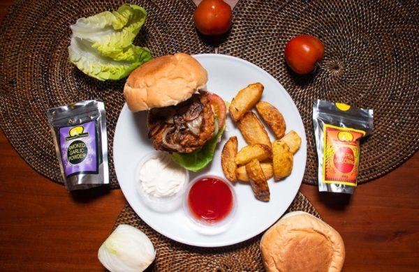 Temple Burger