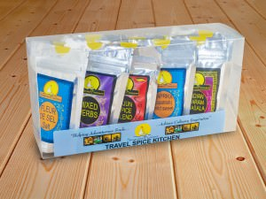 Travel Spice Gift Set